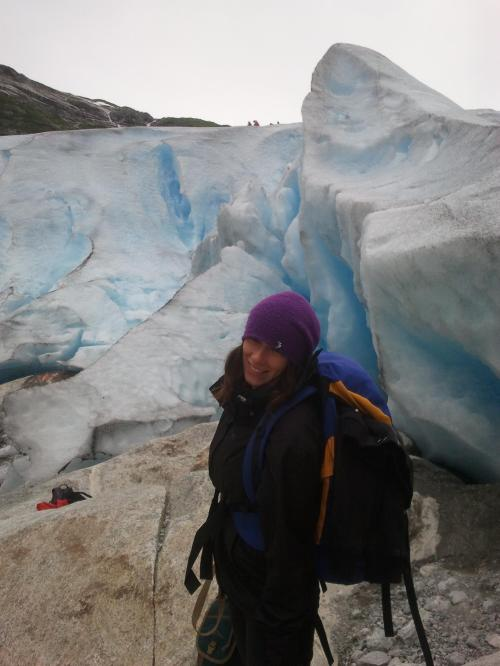 Glaciar Nigardsbreen -Noruega